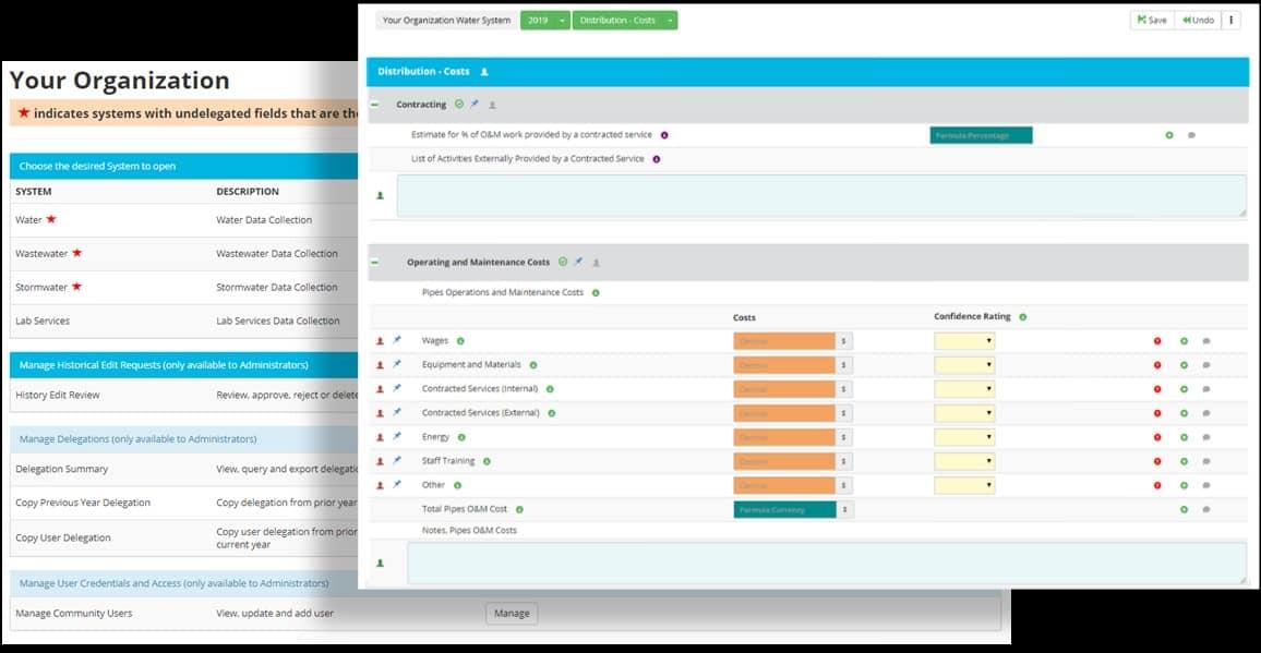 aecom data collection process